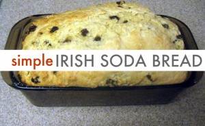 Only For Dentists Recipe: Irish Soda Bread