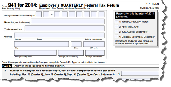 5 Tax Related Steps When Hiring Your First Employee Michael