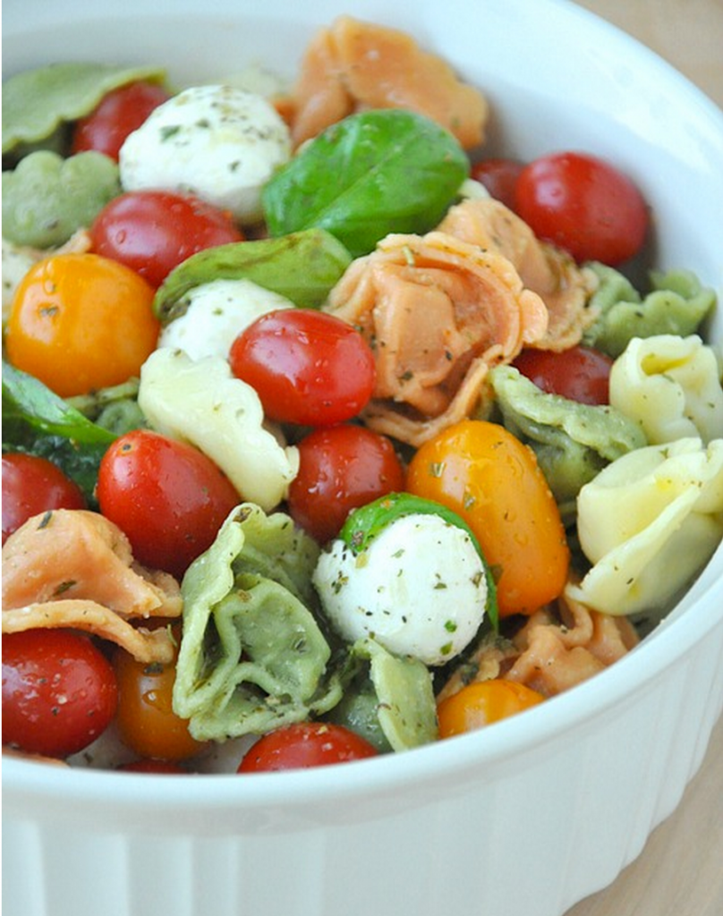 Only For Dentists Summer Pasta Salad Recipe